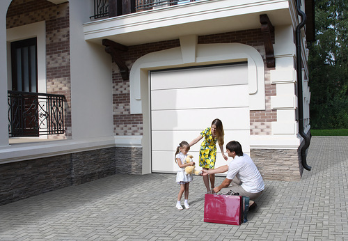 garážová vrata doorhan
