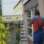 Montáž venkovních žaluzií