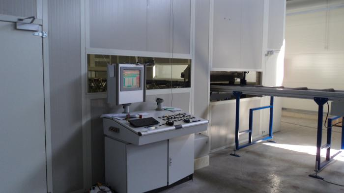 garážová vrata sekční výroba