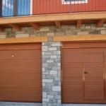 sekční vrata garážová