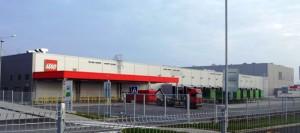 průmyslová vrata pro lego Kladno