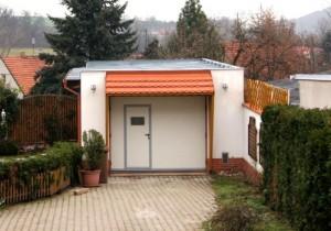 levná sekční garážová vrata