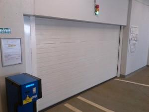 garážová vrata obchodní dům