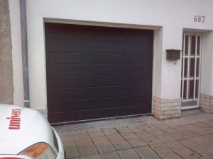 garážová vrata Kladno