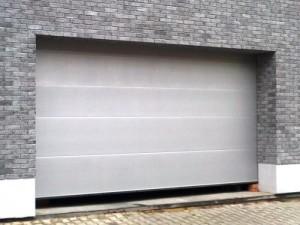 sekční garážová vrata Kladno
