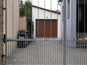 sekční vrata Kladno