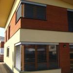 žaluzie venkovní pro bytové komplexy