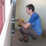 montování garážových vrat