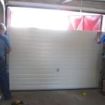 naszování garážových vrat
