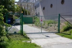 automatcké brány