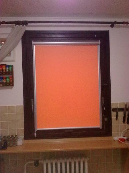 Textilní okenní rolety Omega