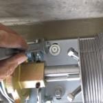 garážová vrata sekční montáž