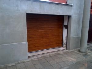 garážová vrata Smečno